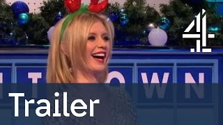 TRAILER: 8 Out of 10 Cats Does Countdown Christmas Special | Tuesday 9pm |  Channel 4