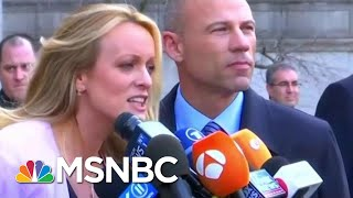 Avenatti Indicted: Stole From Stormy Daniels To Fund 'Extravagant' Life | Velshi & Ruhle | MSNBC