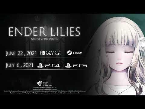 《終結者莉莉 騎士救贖》黑暗幻想風格動作RPG 將結束搶先體驗