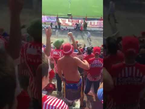 """""""Los Andes hinchada vs Almagro"""" Barra: La Banda Descontrolada • Club: Los Andes"""