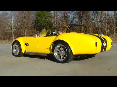 Video of '65 Cobra - G3C0