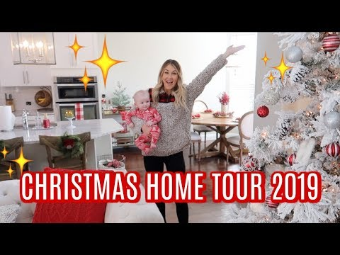 CHRISTMAS HOME TOUR 2019 | CHRISTMAS DECOR | Tara Henderson