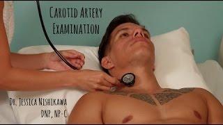 Carotid Artery exam - Jessica Nishikawa