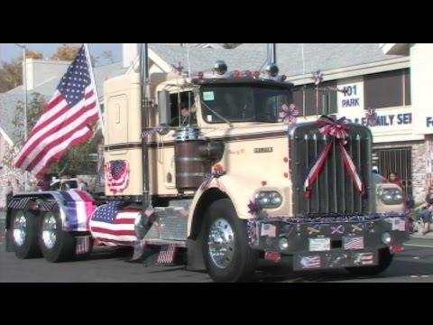 Veterans Day Parade 2016 - Full Parade Video