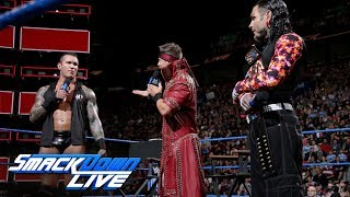 "Randy Orton and Jeff Hardy show each other respect on ""Miz TV"": SmackDown LIVE, May 1, 2018"