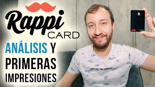 Video: Rappi Card - Análisis Y Primeras Impresiones