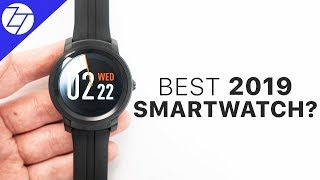 TicWatch E2 - The BEST Android SmartWatch in 2019?