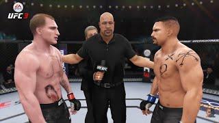 Igor Kazimir Vs Yuri Boyka | EA Sports UFC 3