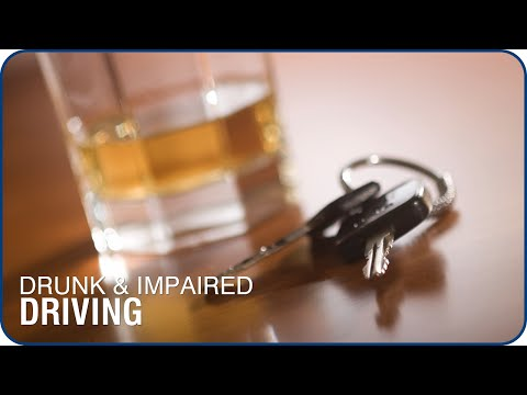 Drunk and Impaired Driving - North Carolina Law TV