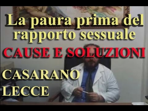 Video di sesso rompere limene