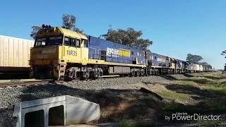 3PS6 And 6SP5 Cross At Milvale- 19/10/18