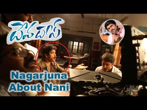 Nagarjuna Experience About Working With Nani