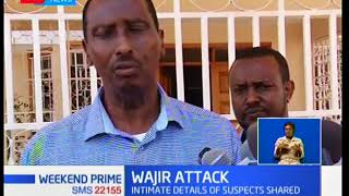 Elected leaders met with community in Wajir and agreed to flush out the Al shabaab sympathizers