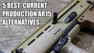 Top 5 AR15 Alternatives