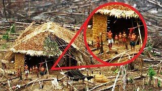Это племя никогда не спит - самые счастливые люди на планете! Вы будете в шоке