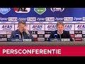 Persconferentie | AZ - ADO Den Haag