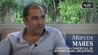 Marcos Mares - Director Comercial de Summit Agro Argentina