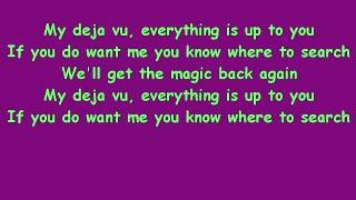 Ace of Base- My deja vu lyrics