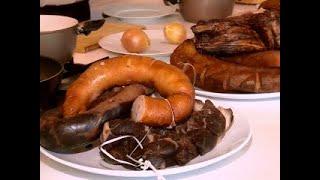 Мясные запасы казахов - Такие странные