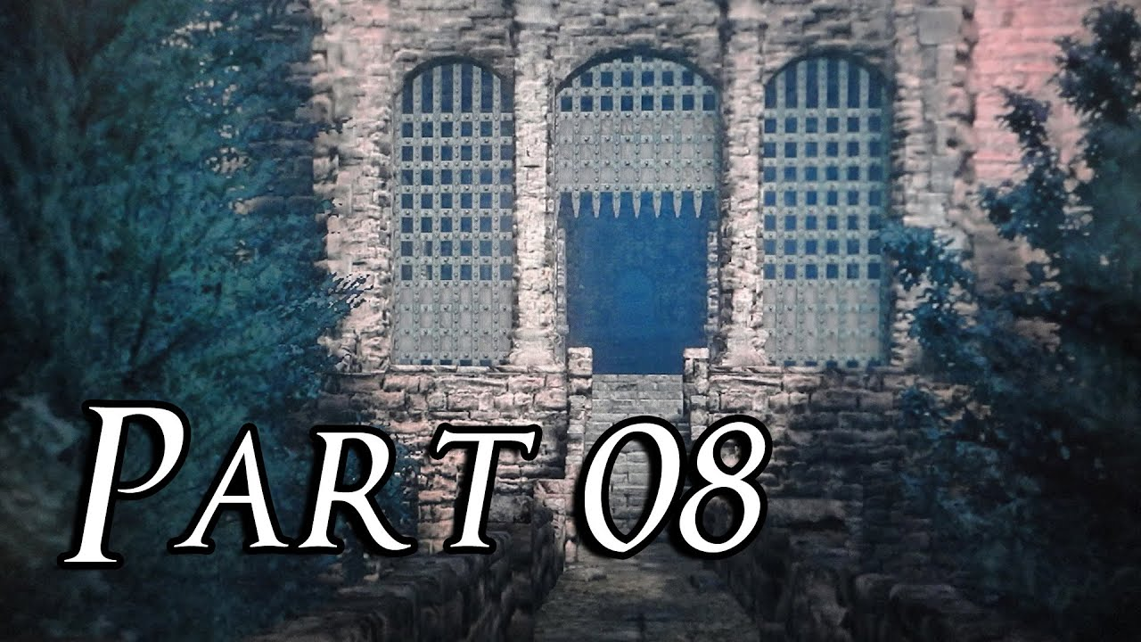 Dark Souls – Part 08 – Sen's Fortress