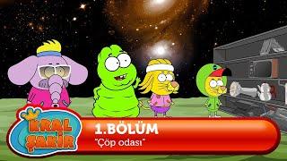 KING SHAKIR: Garbage Room - Episode 1 (Cartoon)