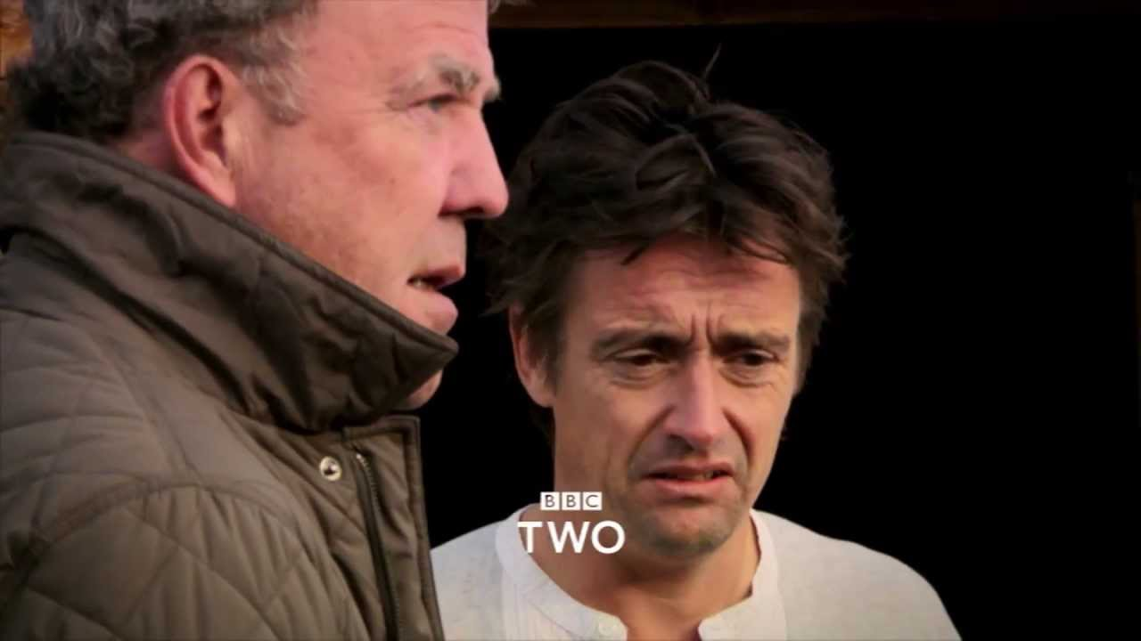 Here's A Tiny First Look At Top Gear's 2014 Christmas Special