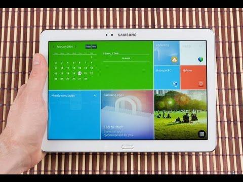Samsung Galaxy Tab Pro 10.1 SM-T520 Обзор ◄ Quke.ru ►