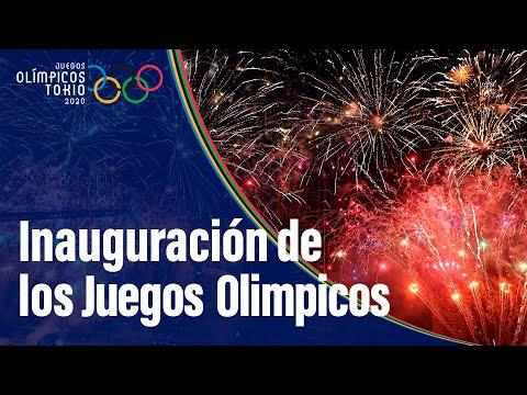 Video: Juegos Olímpicos Tokyo 2020: mirá la ceremonia de apertura