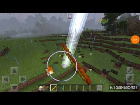 How to make a lightning rod (with mods)