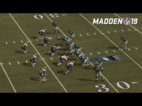 Madden 19 (PC) Gameplay (Ultra Settings)