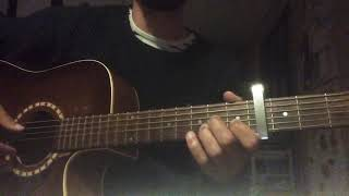 Dosseh   Le Bruit Du Silence Cover Tuto Guitare