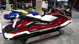 2018 Yamaha WaveRunner FX Limited SVHO Personal Watercraft ...