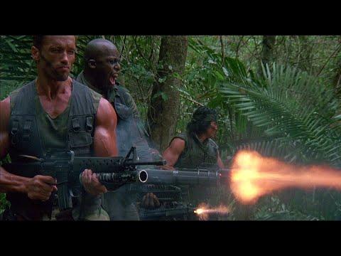 Хищник - Сцена 4/11 (1987) HD
