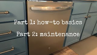 Dishwasher How-To, Basics And Maintenance