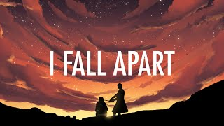 Post Malone – I Fall Apart (Lyrics) - YouTube