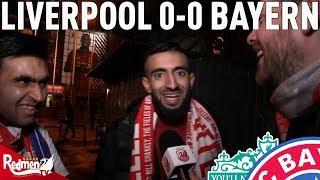 Liverpool V Bayern Munich 0-0   Free-For-All Fan Cam
