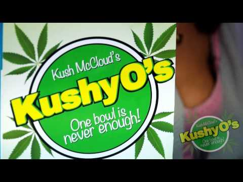 Kush McCloud's Kushy O's TV Commercial