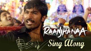 Raanjhanaa (Title Track)   Full Song with Lyrics - YouTube