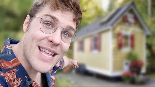 My Insane Tiny House Tour!