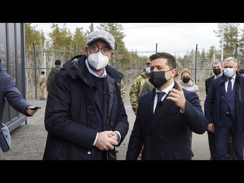 Σαρλ Μισέλ: «Οι Βρυξέλλες στέκονται στο πλευρό της Ουκρανίας»…