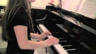 Nearer My God to Thee Titanic Movie Soundtrack Piano Cover by Briana Layfield Music