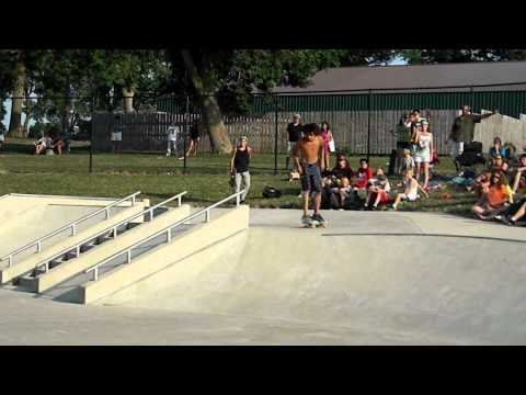 Creston Fourth of July Skate Competition: Finals