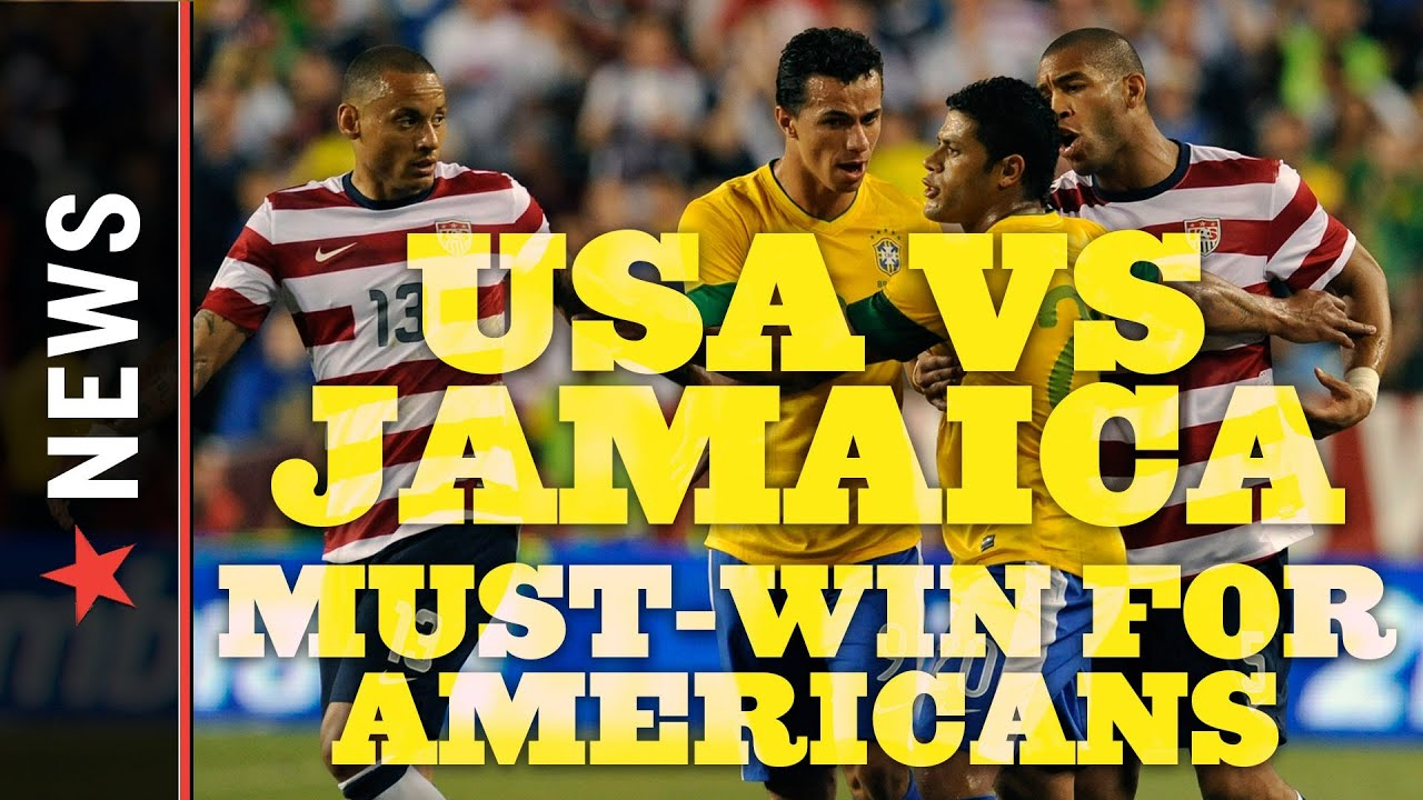 Jamaica Vs. USA 2012: USMNT in Must-Win World Cup Qualifier on 9/11 thumbnail