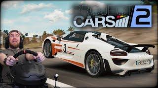 Project Cars 2 - Porsche 918 Spyder