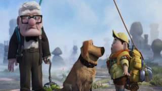 Moje oblíbená scéna z filmu Vzůru do oblak / UP