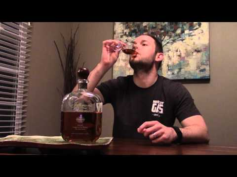 Jefferson's Reserve Very Old Straight Bourbon Whiskey Small Batch Review
