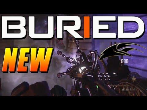 Buried Wonder Weapon Guide: The Paralyzer / Petrifier