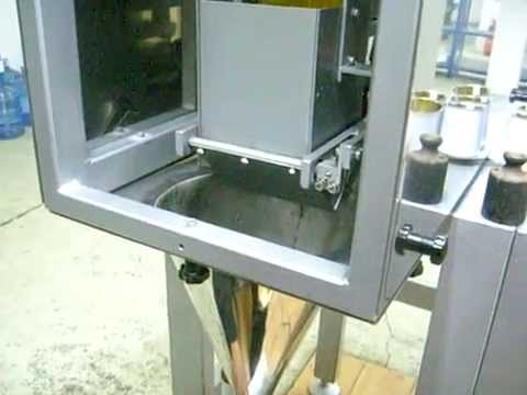 OZS-V SEMIAUTOMATIC SCREWED FILLING SYSTEM SINGLE
