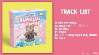 [Full Album] 오마이걸 (OH MY GIRL) - Dear OH MY GIRL