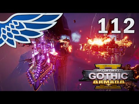 BATTLEFLEET GOTHIC ARMADA 2 | Temporia Part 112 - Imperial Campaign BFGA2 Let's Play Gameplay